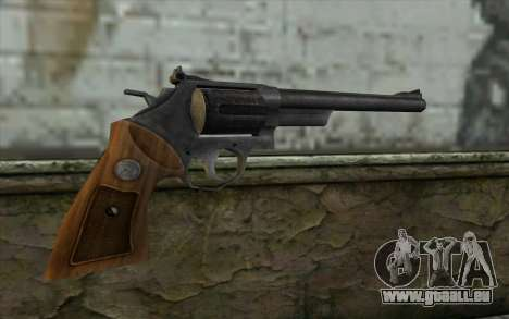 Revolver .44 Magnum from Battlefield: Vietnam pour GTA San Andreas deuxième écran