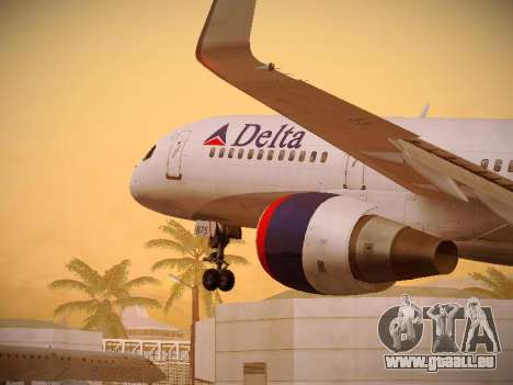 Boeing 757-232 Delta Airlines pour GTA San Andreas