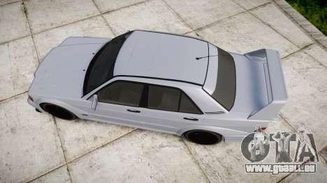Mercedes-Benz 190E Evolution II pour GTA 4 est un droit
