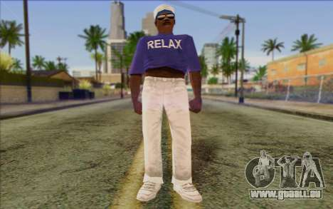 Haitian from GTA Vice City Skin 1 pour GTA San Andreas