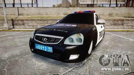 VAZ-2170 Priora Police pour GTA 4