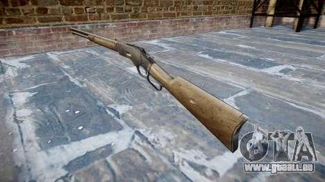 Rifle Winchester Model 1873 icon2 für GTA 4 Sekunden Bildschirm