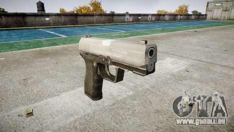 Pistolet Taurus 24-7 titane icon3 pour GTA 4