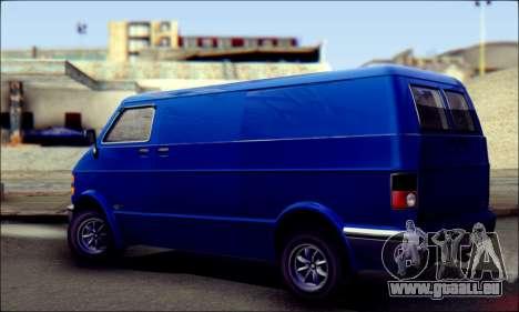 GTA 5 Youga pour GTA San Andreas laissé vue