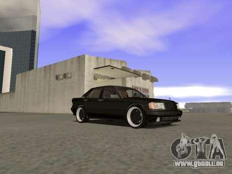 Mercedes-Benz 190E 3.2 AMG für GTA San Andreas