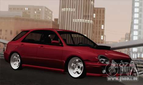 Subaru Impreza Wagon 2002 für GTA San Andreas