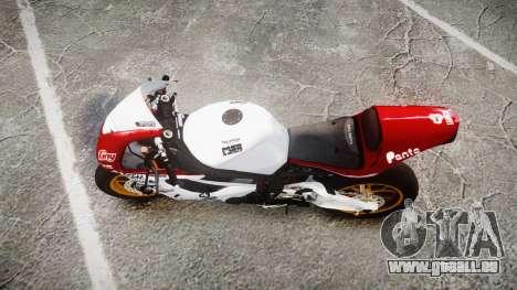 Daytona 675R 2011 pour GTA 4 est un droit