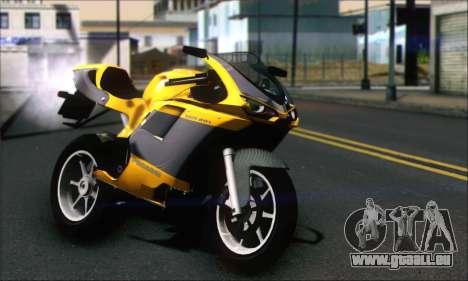 GTA 5 Pegassi Bati 801 für GTA San Andreas