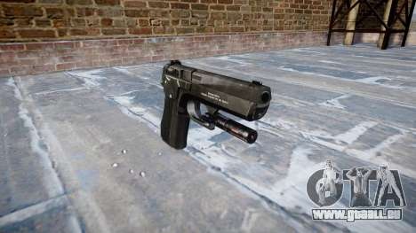 Pistolet Jericho 941 pour GTA 4
