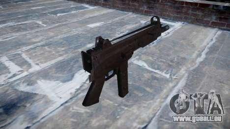 Gun SMT40 keine butt icon1 für GTA 4 Sekunden Bildschirm
