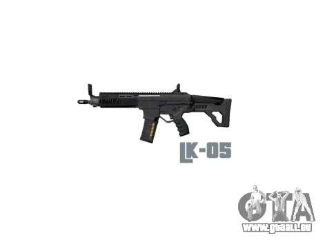 Maschine LK-05 Lager icon3 für GTA 4 dritte Screenshot