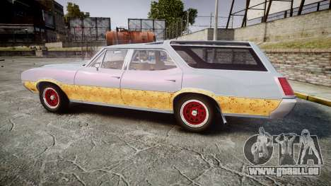 Oldsmobile Vista Cruiser 1972 Rims1 Tree6 für GTA 4 linke Ansicht