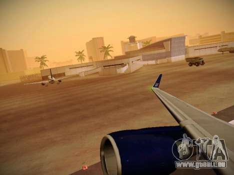 Boeing 757-224 United Airlines pour GTA San Andreas