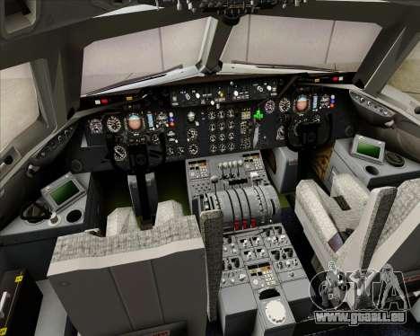 McDonnell Douglas DC-10-30 Northwest Airlines für GTA San Andreas Innen