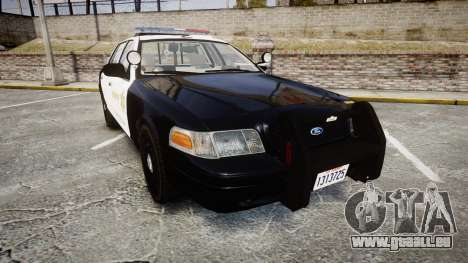 Ford Crown Victoria LASD [ELS] Marked für GTA 4
