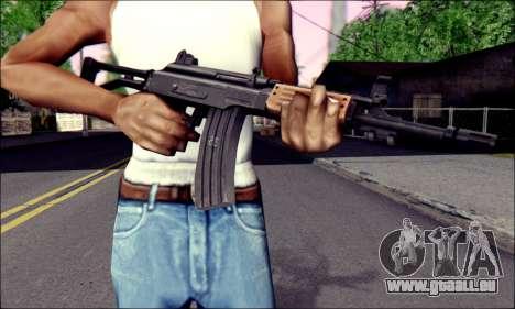 IMI Galil pour GTA San Andreas troisième écran