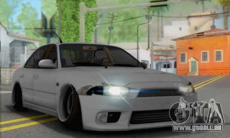 Proton Wira Slammed für GTA San Andreas