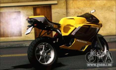 GTA 5 Pegassi Bati 801 für GTA San Andreas linke Ansicht