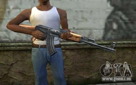 AK47 from Killing Floor v2 für GTA San Andreas dritten Screenshot