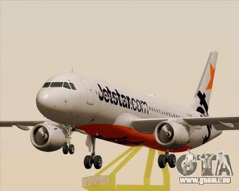 Airbus A320-200 Jetstar Airways für GTA San Andreas