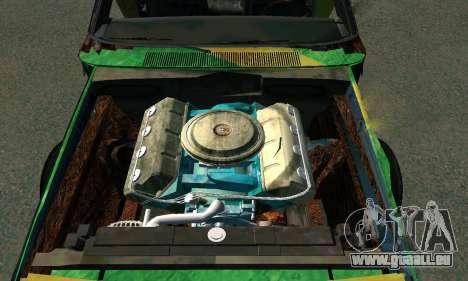 Dodge Charger HL2 EP2 pour GTA San Andreas vue de droite