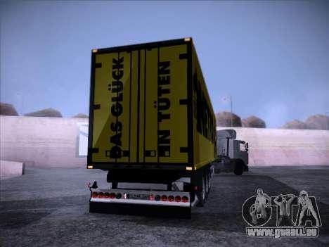 Trailer NETTO pour GTA San Andreas laissé vue
