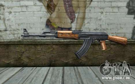AK47 from Killing Floor v2 pour GTA San Andreas