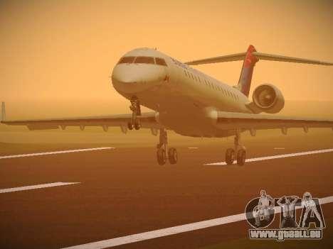 Bombardier CRJ-700 Delta Connection für GTA San Andreas