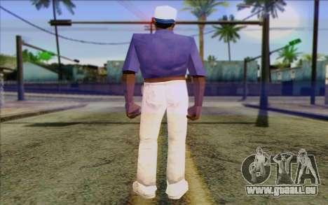 Haitian from GTA Vice City Skin 1 für GTA San Andreas zweiten Screenshot