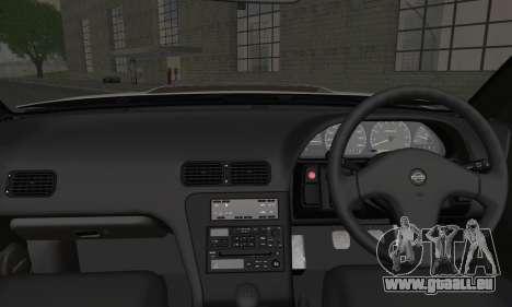 Nissan Onevia pour GTA San Andreas sur la vue arrière gauche
