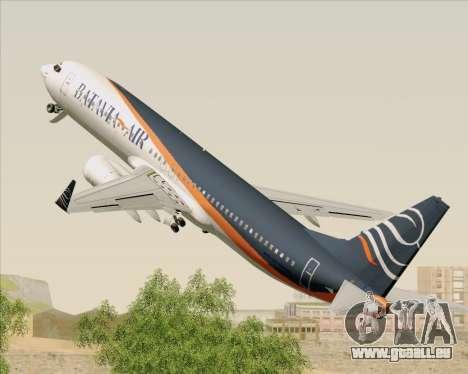 Boeing 737-800 Batavia Air (New Livery) pour GTA San Andreas