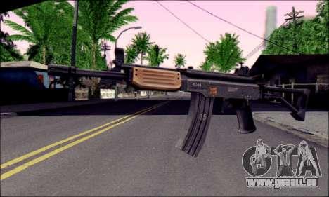 IMI Galil pour GTA San Andreas
