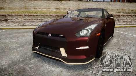 Nissan GT-R R35 Nismo für GTA 4