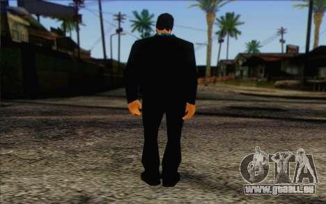 Yakuza from GTA Vice City Skin 2 pour GTA San Andreas deuxième écran
