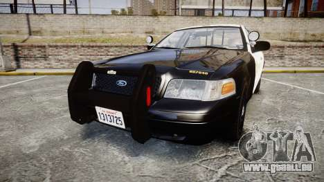 Ford Crown Victoria LASD [ELS] Slicktop für GTA 4