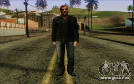 Johnny Klebitz From GTA 5 für GTA San Andreas