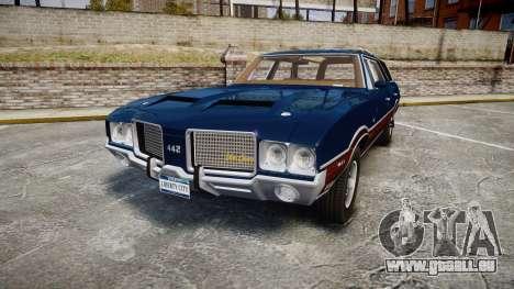 Oldsmobile Vista Cruiser 1972 Rims2 Tree4 pour GTA 4