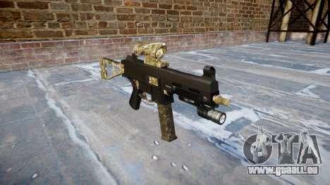 Pistolet UMP45 DEVGRU pour GTA 4