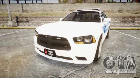 Dodge Charger RT 2013 PS Police [ELS] pour GTA 4