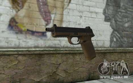 FN FNP-45 Sans Silencieux pour GTA San Andreas