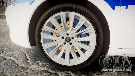 Peugeot 508 Republic of Srpska [ELS] für GTA 4 Rückansicht