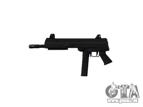 Pistolet SMT40 pas de fesses icon2 pour GTA 4 troisième écran