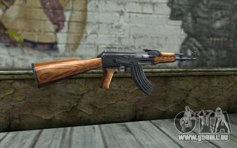 AK47 from Killing Floor v2 für GTA San Andreas zweiten Screenshot