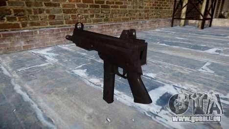 Gun SMT40 keine butt icon2 für GTA 4 Sekunden Bildschirm