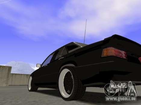Mercedes-Benz 190E 3.2 AMG für GTA San Andreas linke Ansicht