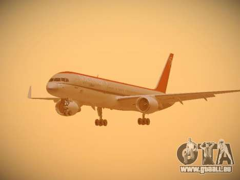 Boeing 757-251 Northwest Airlines pour GTA San Andreas