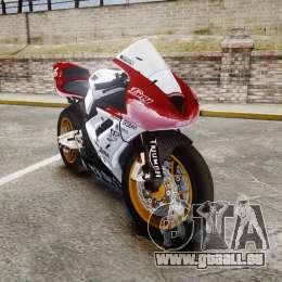 Daytona 675R 2011 pour GTA 4