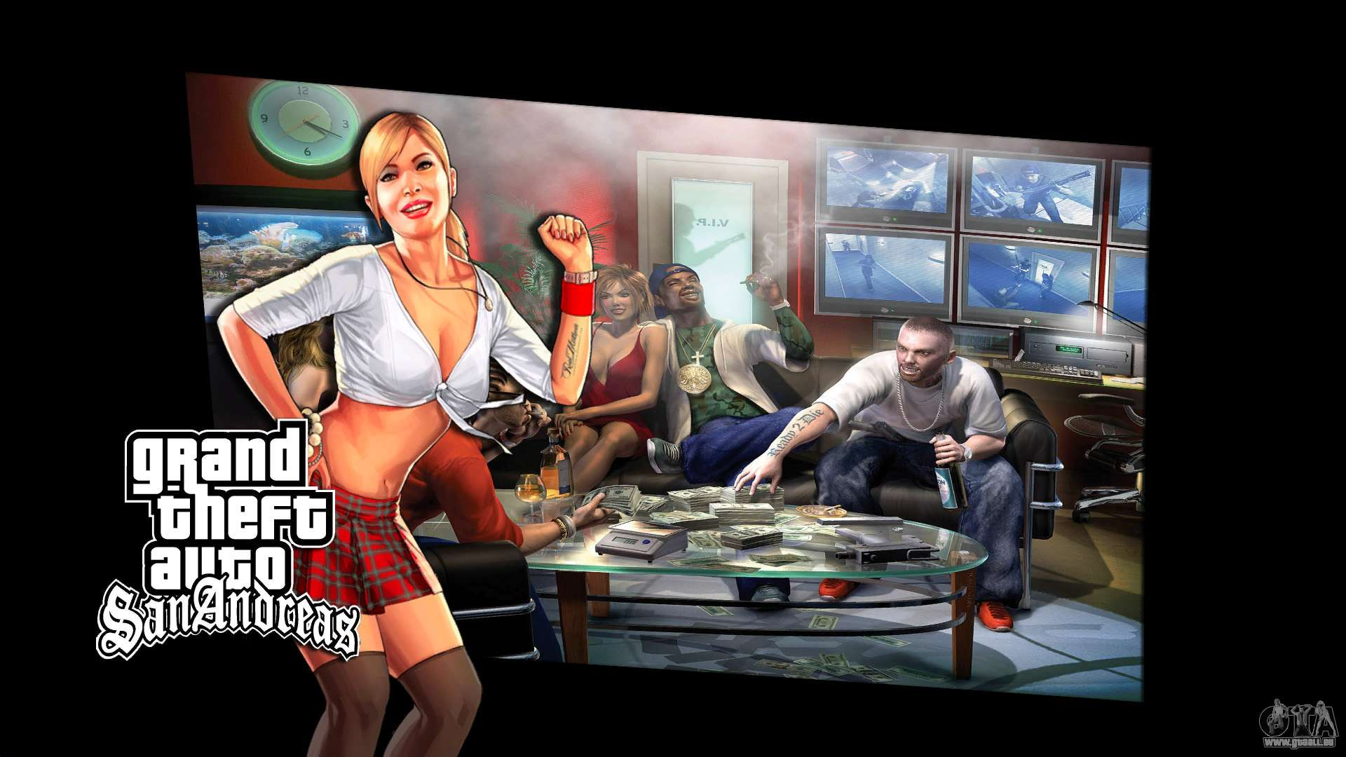 GTA / Grand Theft Auto: San Andreas MultiPlayer (Gta for android san andreas) в Чебоксарах