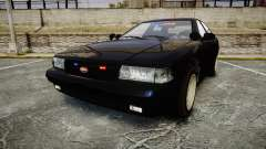 GTA V Vapid Cruiser Police Unmarked [ELS] Slick