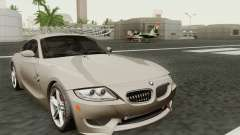 BMW Z4M Coupe 2008 Stock